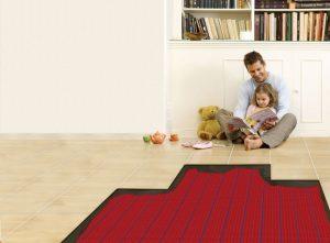 Alles Wissenswerte über elektrische Fußbodenheizungen