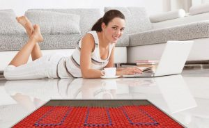 DCM-PRO-Fußbodenheizung mit Entkopplungsmatte: Das Zwei-in-Eins-System