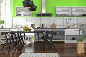 Fußbodenheizung mit Holzboden – alles Wissenswerte zum Thema